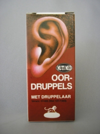 Muti Ear Drops